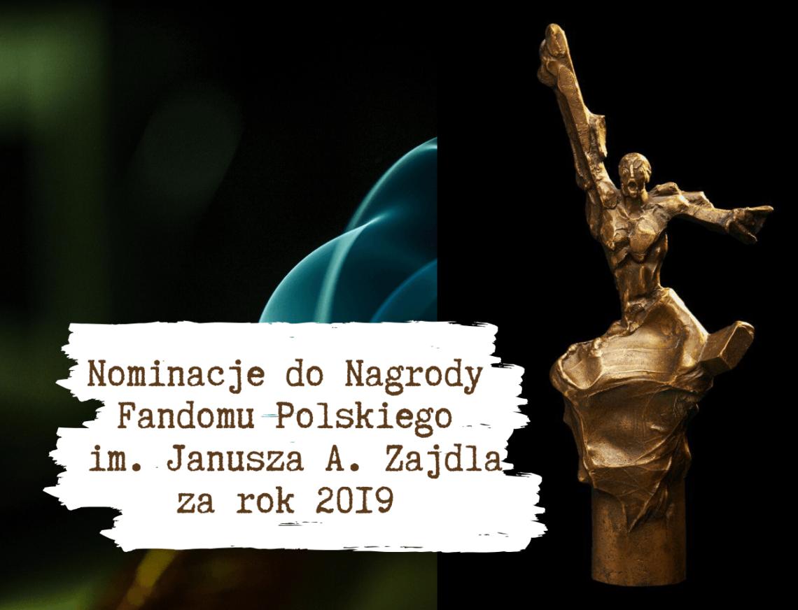 Nominacje do Nagrody Zajdla 2020