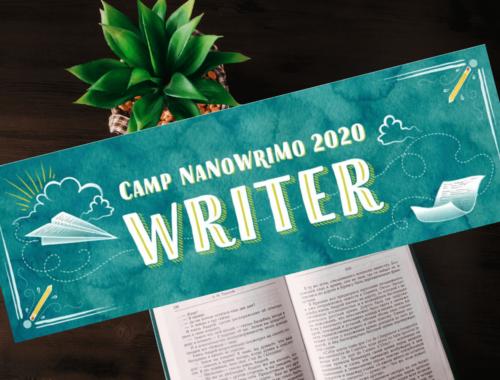 Drugi tydzień CampNaNo 2020