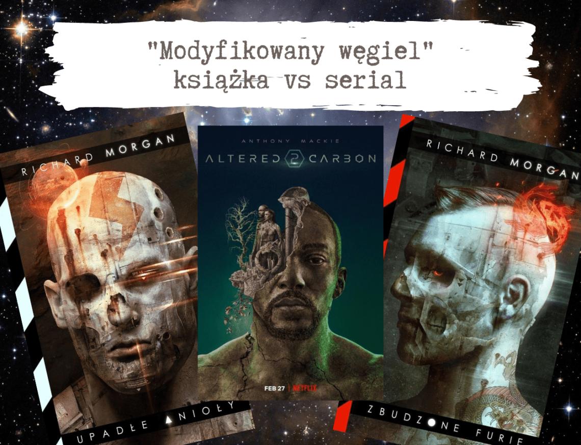 Altered carbon książka vs serial