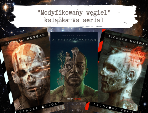 Altered carbon książka vs serial