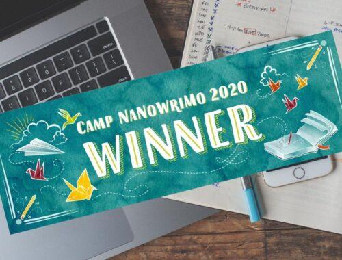 Podsumowanie lipca CampNaNoWriMo 2020